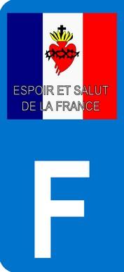 Espoir et Salut de la France Sacré Coeur