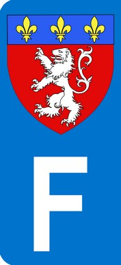 Blason du département du Rhône